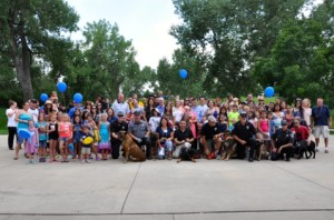 Our 2014 4th Annual Colorado Ear Community Microtia and Atresia Summer Family Picnic.