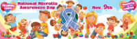 National Microtia Awareness Day Banner