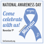 National Microtia Awareness Day is November 9th!