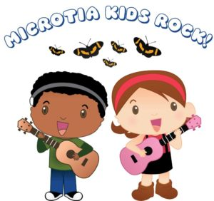 Ear Community logo for Microtia Kids Rock